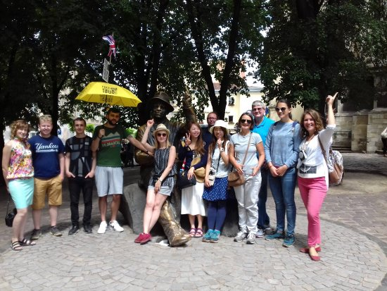 Free Walking Tour Lviv