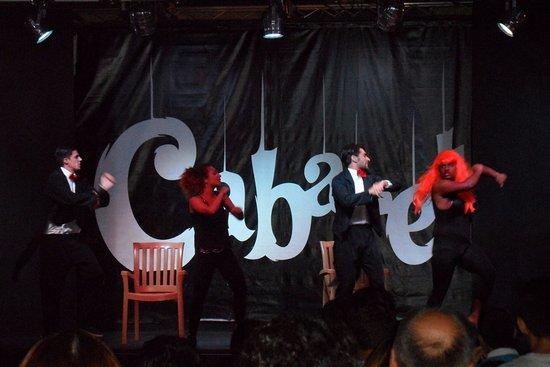 Palmira Isabela: Cabaret