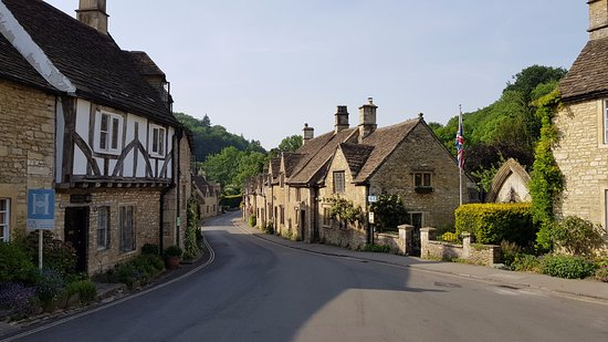Hawkins of Bath: Castle Combe