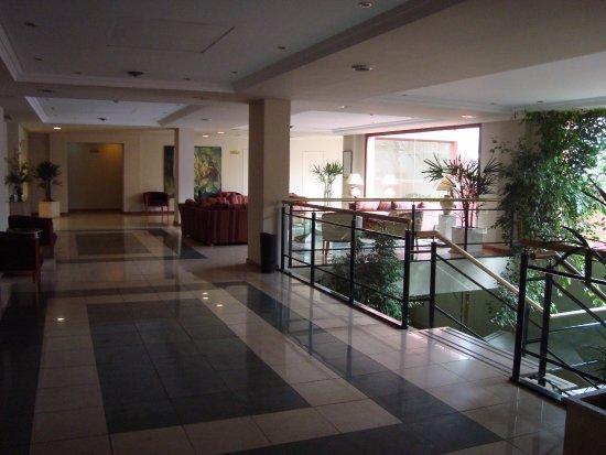 Hotel Argos: hall