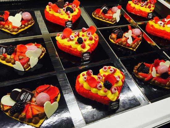 La Camelia: Torte san valentino