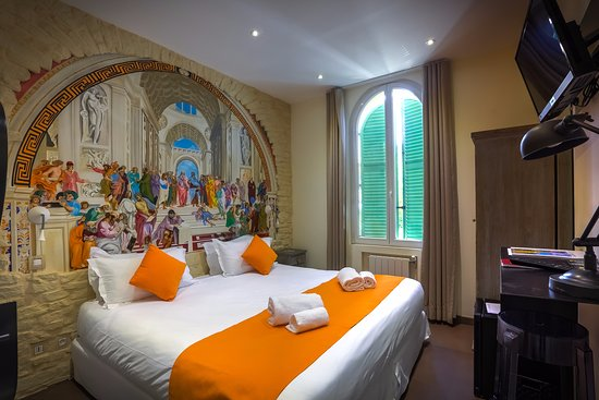 Chambre D Hotel Italie