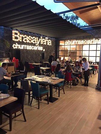 Brasayleña C.C. Siam Mall