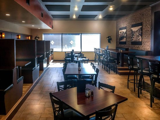Rhinelander, WI: Our Diningroom
