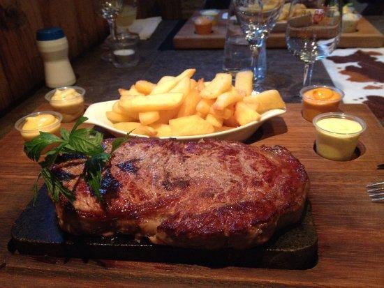 Farinet Restaurant & Nightclub: Un délice !!