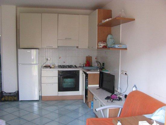 Villa Gilda: cucina