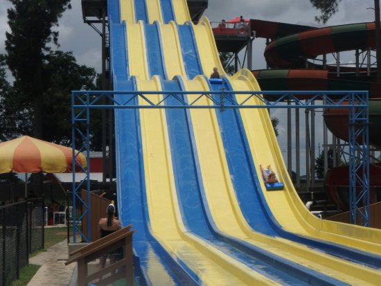 Waller, TX: The big slide