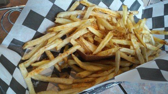 Kutztown, PA: Fries