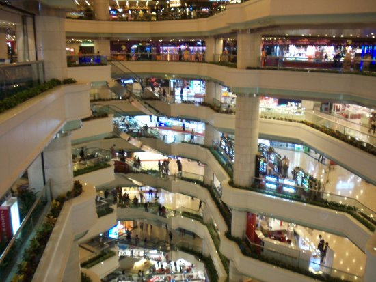 TEEMALL: levels and levels