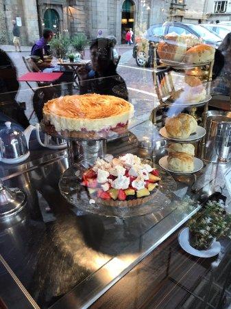 Bergamote : dolci