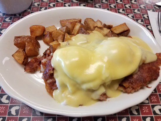 Gardner, MA: delicious eggs Irish