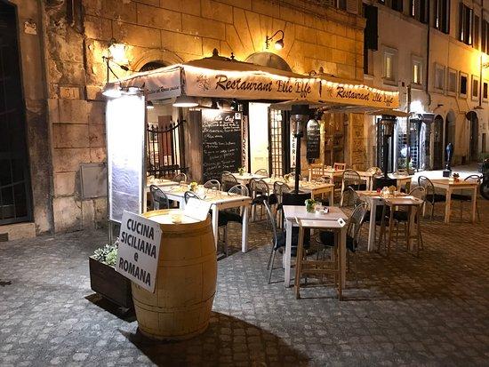 Elle Effe Restaurant - Bild von Elle Effe Restaurant, Rom ...