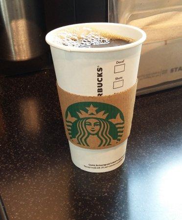 Cullowhee, Carolina del Norte: Starbucks Coffee