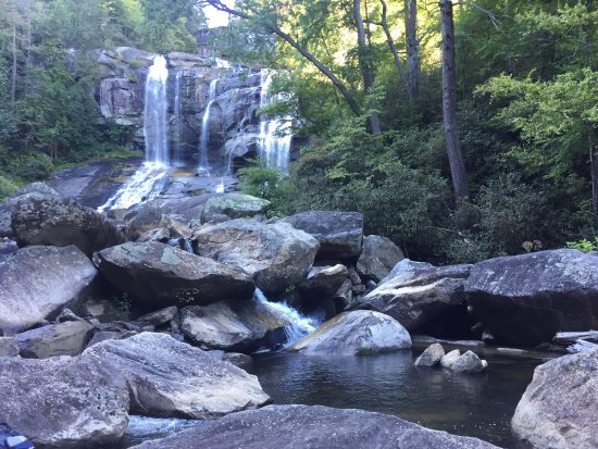 Whitewater Falls: photo1.jpg