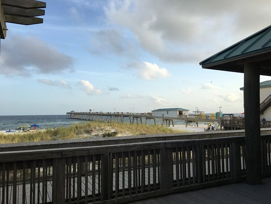 Views Picture Of The Boardwalk On Okaloosa Island Fort