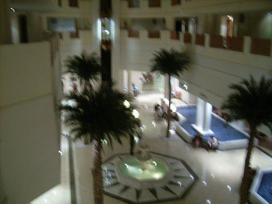 Saphir Palace & Spa : vue intérieur d'hôtel