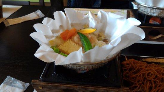 Oshino Shinobi no Sato: Parte del pranzo