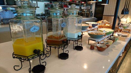 World Of Color Restaurant Semi Breakfast Buffet