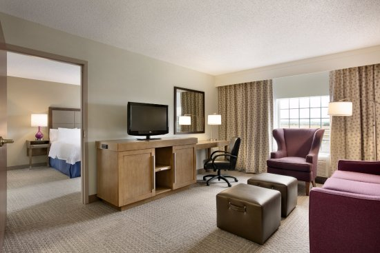 Hampton Inn & Suites Hershey: One-Bedroom Suite