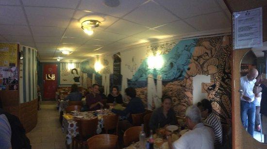 Chez Mamane Restaurant Paris