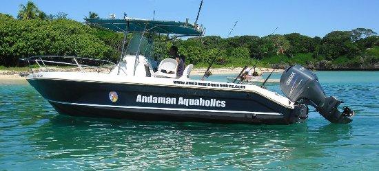 Andaman Aquaholics