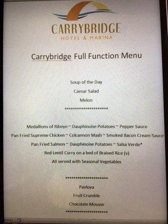 Carrybridge Hotel Reviews