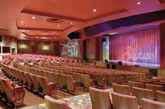 Orleans Hotel Showroom