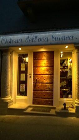 Cavaglia, Italien: ingresso