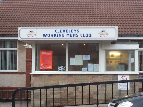Thornton Cleveleys, UK: Cleveleys Working Mens Club