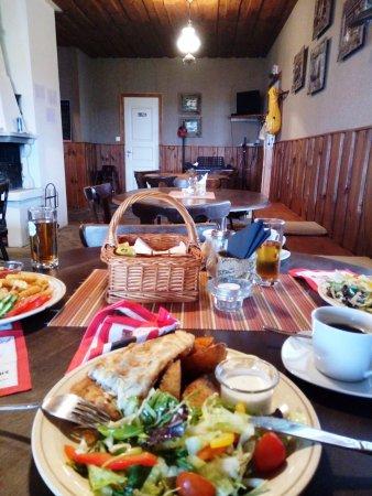 Emmaste, Estland: Lunch