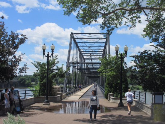 Pride of the Susquehanna: Walk this bridge to the City Island