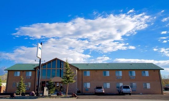 Fort Garland, CO: Welcome to Mountain View Motor Inn
