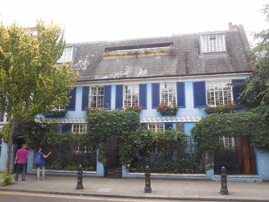Notting Hill : jolie demeure
