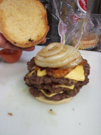 Erick, Оклахома: Best Burgers in Western Oklahoma!