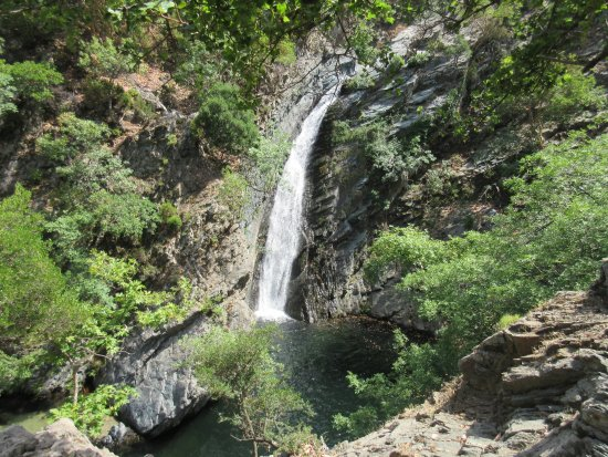 Fonias Gorge