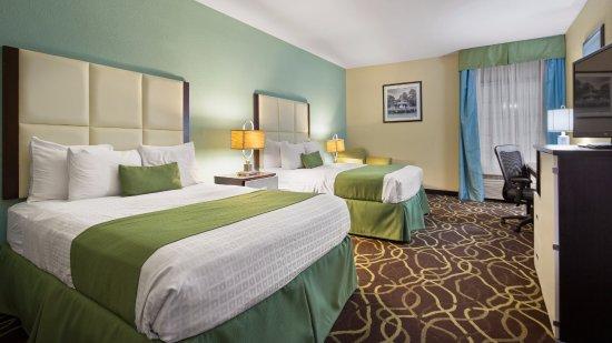 Best Western Plus Savannah Airport Inn & Suites Photo