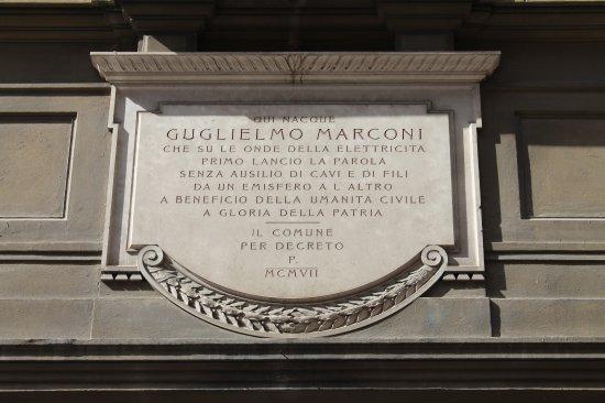 Palazzo Orlandini (Casa natale Guglielmo Marconi)