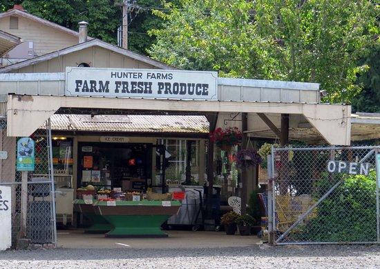 Union, WA: Hunter Farms