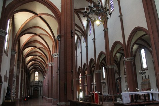 Interno San Francesco Foto Di Basilica San Francesco