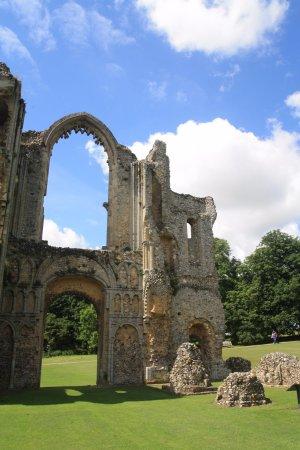 Castle Acre, UK: Lovely door way