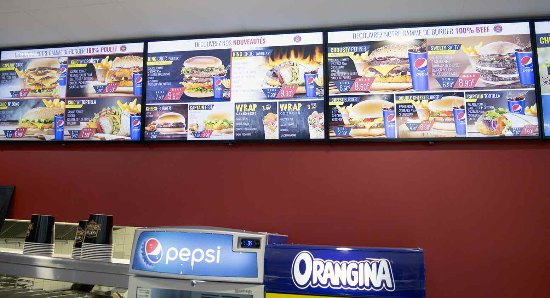 captain burger avignon recenzje restauracji tripadvisor. Black Bedroom Furniture Sets. Home Design Ideas