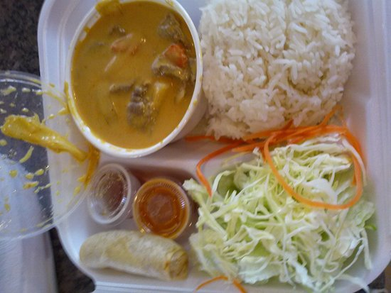 Lomita Thai Cafe-Yellow curry