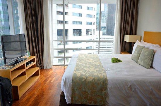 Living Room Photo De Parkroyal Serviced Suites Kuala Lumpur Kuala Lumpur Tripadvisor