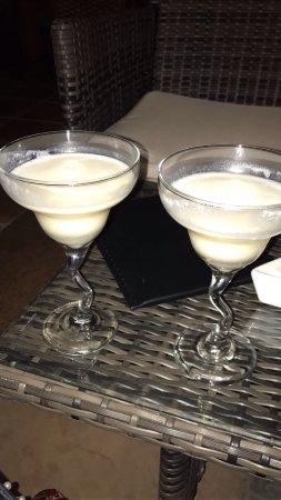 Palm-Mar, Spain: Lemon cheesecake cocktail