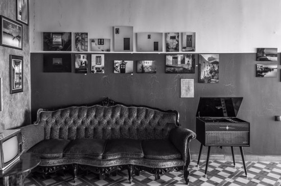 Plaka, Grecia: The art house. Dimitris Tsirigotis photography Atelier