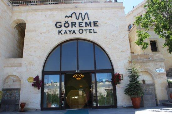 Goreme Kaya Hotel-billede