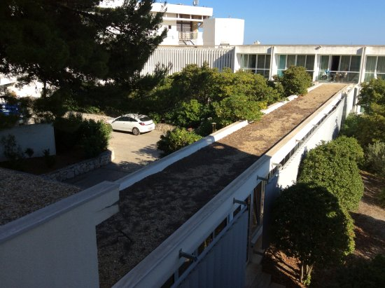 Amfora Hvar Grand Beach Resort: Second view from the balcony