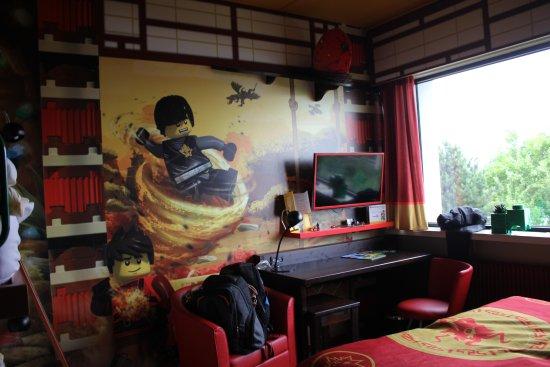 Ninjago Room - Picture of Hotel LEGOLAND, Billund - TripAdvisor