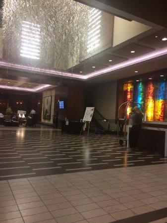 Le Westin Montreal: Hall de entrada do Hotel