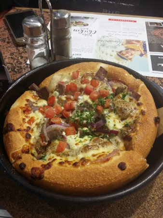 Erg Jammer Reizigersbeoordelingen Pizza Hut Fsr Brugge St